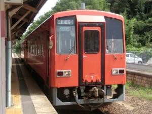 木次線の列車