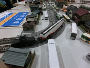 GATX型貨車の乱入