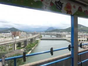 瀬戸大橋の眺め